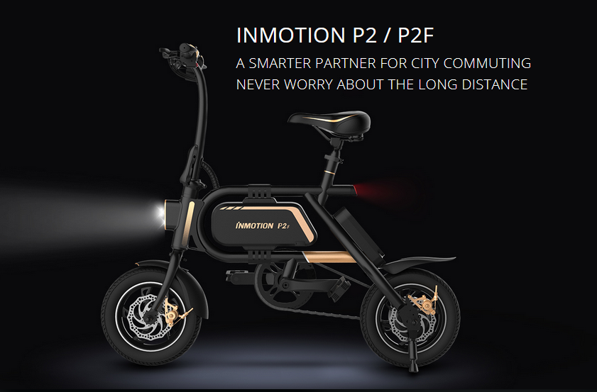 Electric Mini Scooter InMotion P2F